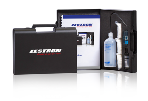ZESTRON Coating Layer Test
